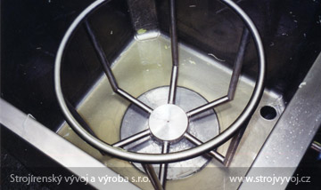 Vegetable spin drier