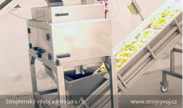 Pepper coring machine