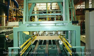 Automatyczna piła strunowa do produkcji pokrowców izolacyjnych