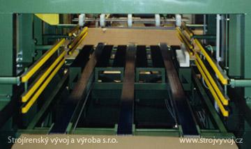 Automatická strunová píla na výrobu PIPO