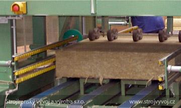 Automatická strunová pila pro výrobu PIPO