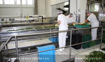 Prechodové schody pre výrobné haly
