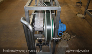 Vertical magnetic conveyors