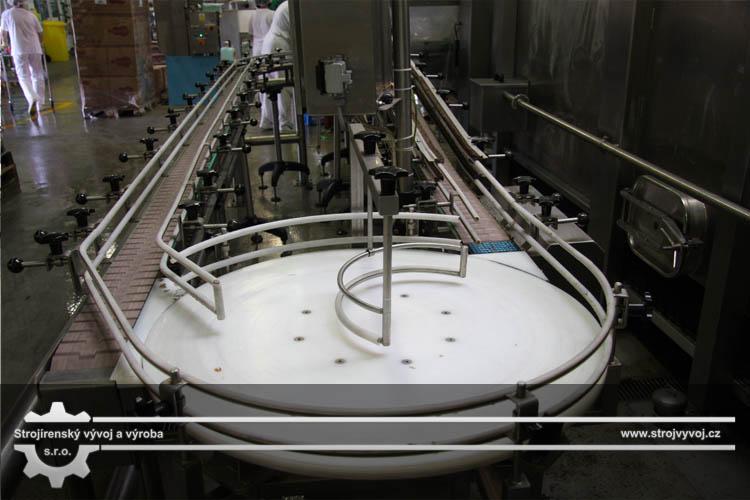 Accumulation Table Conveyor ... conveyors Vertical magnetic conveyors Rotating circular conveyor