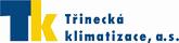 Třinecká klimatizace a.s. logo